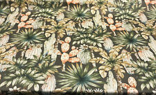 Tommy Bahama Home Emporio Cactus Sunset Fabric By The Yard