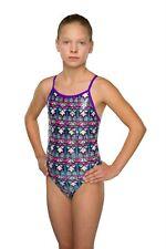 4656d52145d70 Maru Cheyenne Sparkle Fly Back.Girls Junior Swimwear Swimming Costumes Size  30