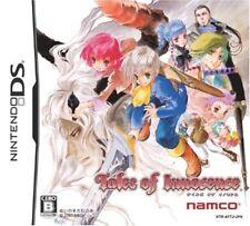 Tales of Innocence Japanese version USED Japan Nintendo DS