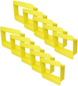 SSD270 Sockitz Safetyshield Disposable Double Gang 30mm, Pack of 10