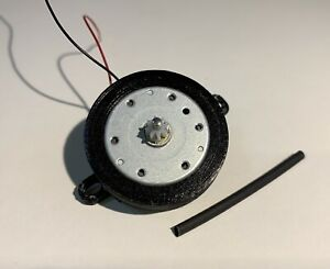 Lima Ringfield Motor Upgrade Kits - CD motor with 3D printed adaptor