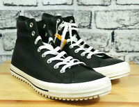 Converse Chuck Taylor All Star Men Boot Thinsulate 149357C Leather Black Sz 9