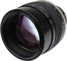 Nikon 105mm F1.8 AI-S Lens, a Stunning portrait lens !