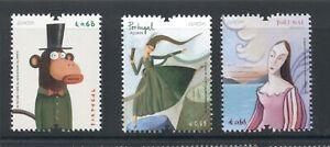 Portugal/Azores/Madeira #3210/528/290 VFMNH (2010 Europa sets) CV $4.60