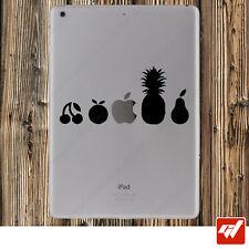 Sticker Autocollant Apple IPAD AIR TABLETTE - Fruits casino slot machine IPAD17