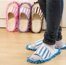 1Pair Broom Covers Floor Cloth Polishing Dust Mop Slippers Cleaning Socks Shoes