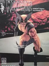 "Marvel Comics Wolverine  Highly Detailed Vinyl Model Kit 1/6 Scale 9""Tall"