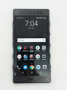 RED HYDROGEN One - 128 GB - Black (AT&T/GSM UNLOCKED) *Check IMEI*