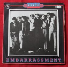 Madness, embarrassment / return of the los palmas 7, SP - 45 tours  France