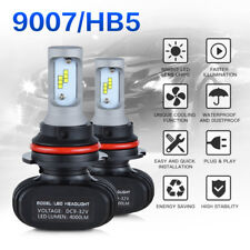 For Pontiac Grand Am 1999-2005 9007 HB5 LED Headlight High/Low Beam White Bulbs