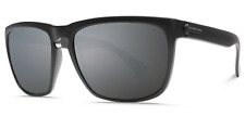 NEW Electric Knoxville XL Sunglasses-Dark Chrome Black-Ohm Silver-SAME DAY SHIP!