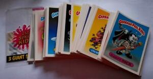 Garbage Pail Kids Series 1 Giant Stickers GPK Topps 1986 Choose From A Selection