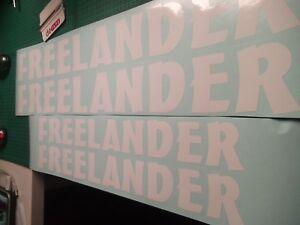 Freelander Stripe Set Decal ......