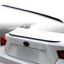Fyralip Trunk Lip Spoiler For Toyota 86 Subaru BRZ Scion FR-S Custom Painted