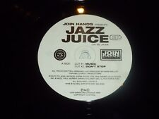 "John Mains Presents Jazz Juice EP - 1996 USA 4-track 12"" vinyl single"