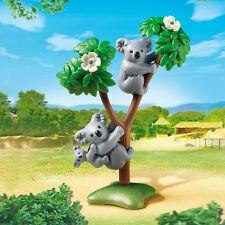 Playmobil City Life Zoo Koala Family