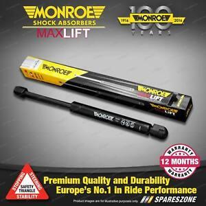 Monroe Max Lift Bonnet Gas Strut for Toyota Aurion GSV40R V6 Camry Vienta ACV40R