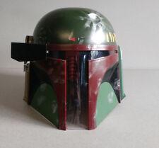 Star Wars Boba Fett Adult Deluxe Helmet Mask Licensed 32846 New