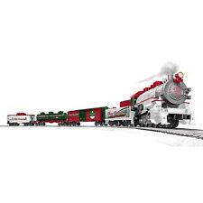 Lionel Trains Winter Wonderland Lionchief Model Train Set, Bluetooth (Open Box)