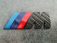BMW M Logo Emblem Kühlergrill Schwarz