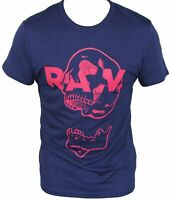 New G-Star Raw Mens T-Shirt Round Neck in Imperial Blue Colour Size XL