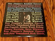 ERIC CLAPTON'S RAINBOW CONCERT LP STILL FACTORY SEALED
