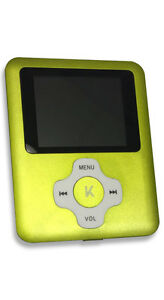 """Clearance MP4 DIGITAL MUSIC PLAYER RETRO 1.8"""" WIDESCREEN CLOSEOUT SALE 12134"""