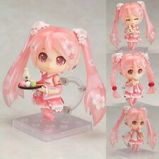 Hatsune Miku Sakura Nendoroid 10cm PVC Figuren Chinese Ver.Ohne Kleinkasten