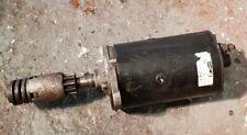 Classic Mini /  Metro Starter Motor Inertia Type- Pre-1984