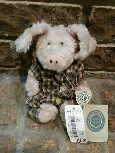 Boyds Bear Pig Primrose