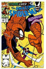 AMAZING SPIDER-MAN #345(3/91)1:FULL CLETUS KASADY(CARNAGE AFTER #344)CGC IT(9.8)