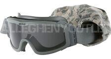 OAKLEY® ESS Profile NVG Green GOGGLES ATV MOTOCROSS MOTORCYCLE Dark Lens VGC