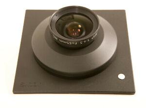 Sinar-Weitwinkelobjektiv sinaron 4,5 f= 65 mm Nr. 11176676