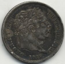More details for 1817 george iii silver one shilling | pennies2pounds (4)