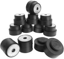 1968-72 Chevy/Olds/Pont A Body Rubber Body Mount Bushings (ex conv/SS/442/GTO)