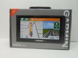 "Garmin Drive 61 EX 6"" GPS Navigator - Black (O14971-1 NO) BOX 7"