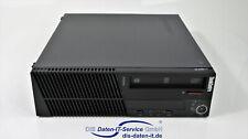 Lenovo ThinkCentre M82, Pentium G2030 @ 3,00GHz, 4GB DDR3, 250GB HDD - NEU / NEW