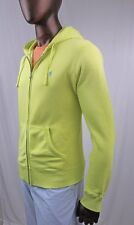Ralph Lauren Men's Full Zip Hoodie ~Neon Yellow~ ~NWT~