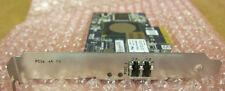 Qlogic QLE220 4 Go PCI-E LP Fibre Channel FC HBA hôte buste Adaptateur YY004