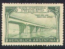 Argentina 1947 Bridge/Transport/Roads/Buildings/Architecture 1v (n32916)