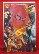 Project Superpowers #7A (2008) Alex Ross Cover. Bagged & Boarded NM/M+!