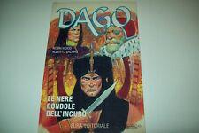 DAGO 3 LE NERE GONDOLE DELL'INCUBO.EURA EDITORIALE ANNO 2°II APRILE 1996 OTTIMO!