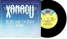 "ELECTRIC LIGHT ORCHESTRA - I'M ALIVE - 7"" 45 VINYL RECORD w PICT SLV - 1980"