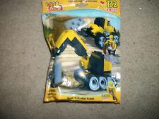 Best Lock Construciton 2 vehicles 2 workers mini poly bagpcs 132  pcs