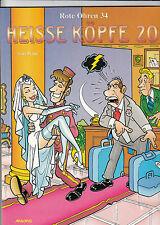 ROTE OHREN # 34 - HEISSE KÖPFE 20 - PENN - ARBORIS 2000 - TOP
