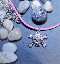 Leather Punk Fashion Necklaces & Pendants