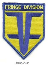 FRINGE DIVISION FUTURE PATCH - FRNG7