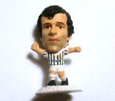 MICROSTARS Michel Platini Juventus base bianca (MC10845 Corinthian 2007)