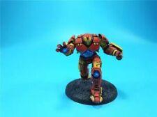 70mm (about) Resin Figure Model Kit Avengers Hulk Iron Man Unassambled Unpainted