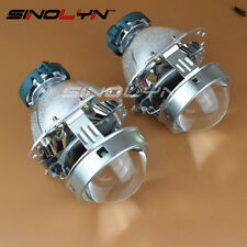 HID Bi-xenon Projector Lens for BMW E60 E61 E53/Audi A6 S6 A8 D3 S8 D4/Benz W211